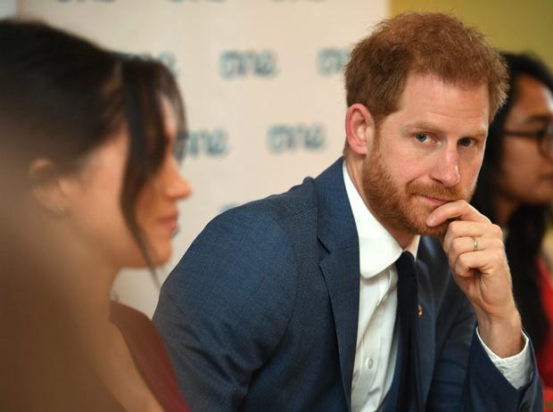 Фото №4 - Чужой среди своих: почему принц Гарри всегда хотел покинуть БКС