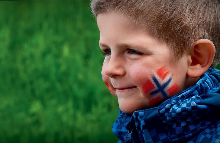 Фото №1 - Как воспитывают детей в Норвегии