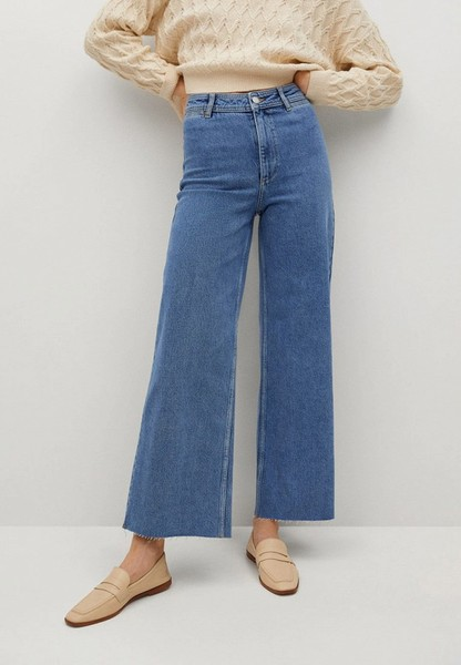 Фото №2 - Как выбирать джинсы для высоких девушек 👖