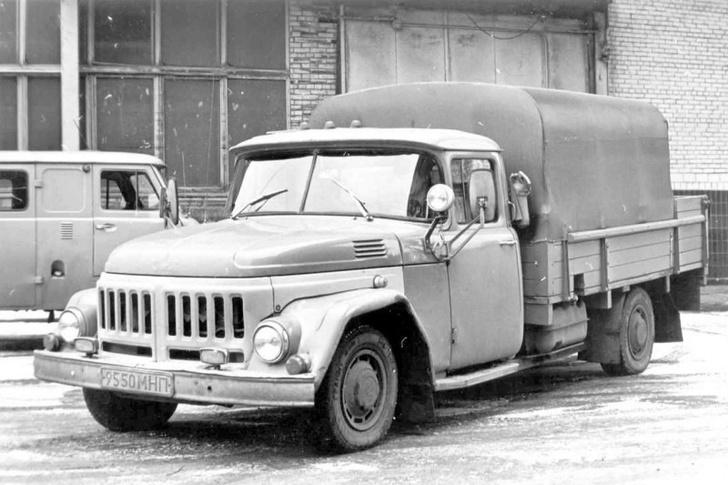 Фото №5 - По прозвищу «Чебурашка»: краткая история скоростного грузовика ЗИЛ