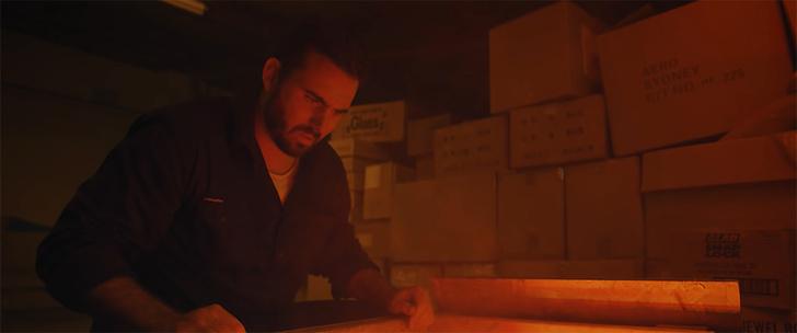 Фото №1 - Короткометражка недели: «Ящик» (фантастика, 2017, Австралия/США, 12:48)