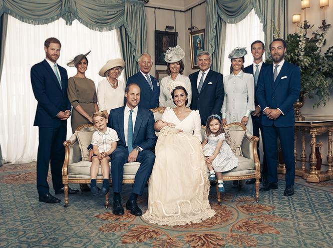 Фото №2 - Три короля: принц Чарльз показал редкий снимок с сыном и внуком