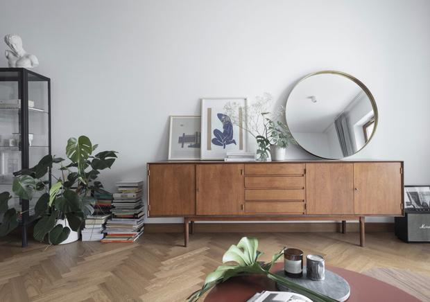 Фото №5 - Светлая квартира 65 м² инженера в Варшаве