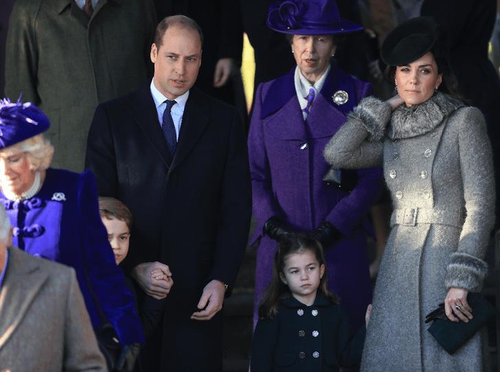 Фото №3 - Одним цветом: с принцессой Анной и герцогиней Камиллой случился модный конфуз (но они не расстроились)