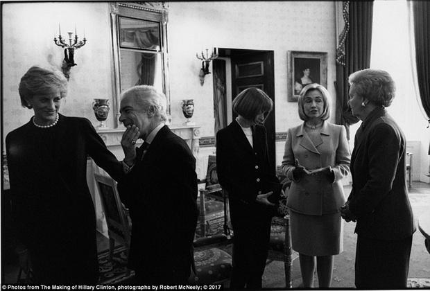 Фото №8 - Малоизвестная Хиллари Клинтон: 5 фактов из жизни бывшей Первой леди