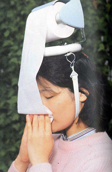 Фото №3 - Топ-17 самых странных, абсурдных и максимально бесполезных японских изобретений