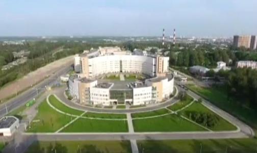 Фото №1 - Петербуржцам показали видео новой больницы им. Боткина