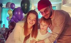 Скрытные Максим Матвеев и Елизавета Боярская показали 9-летнего красавчика-сына и признались друг другу в любви