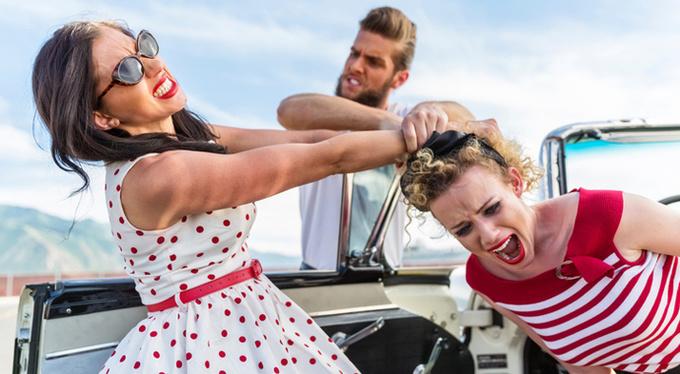 Разрушительная ревность. 5 приемов самопомощи
