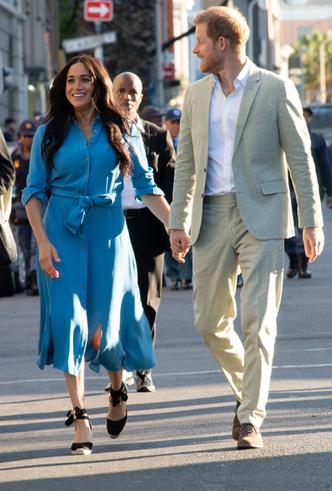 Фото №8 - Все наряды герцогини Меган в туре по городам Южной Африки