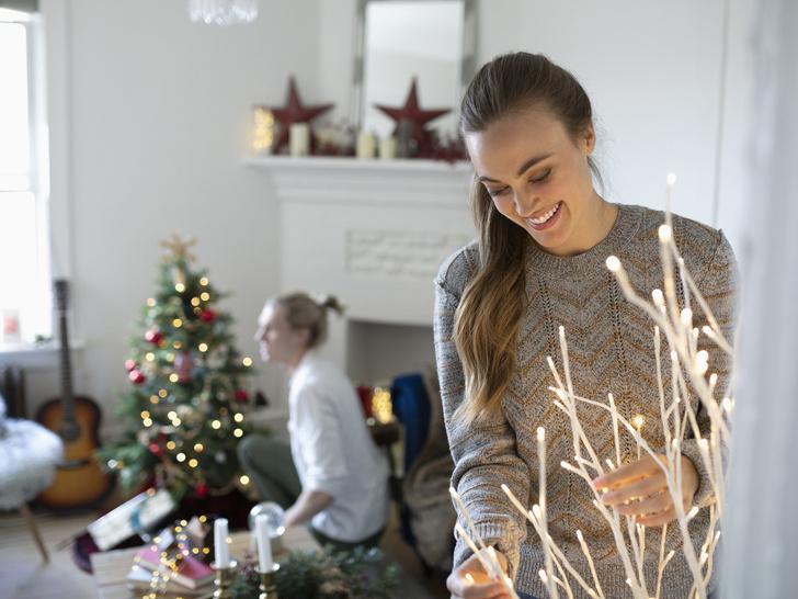 Как украсить дом к Новому году— 2021, чтобы привлечь любовь