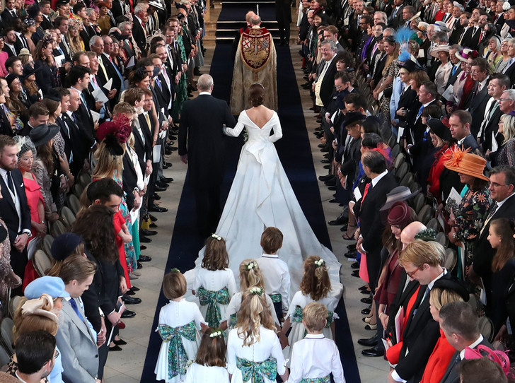 Фото №21 - Интересные факты о свадьбе принцессы Евгении и Джека Бруксбэнка