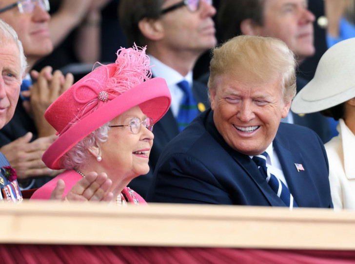 Фото №1 - Чем завершился трехдневный визит Дональда Трампа в Британию