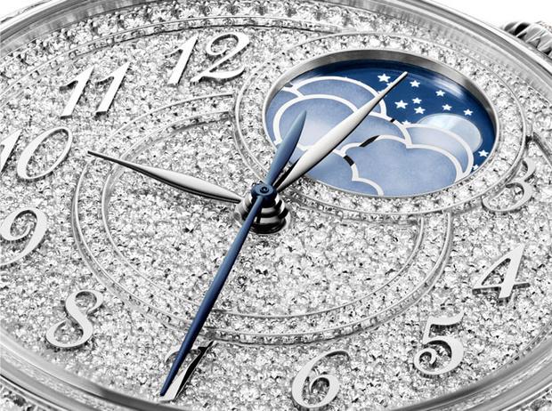 Фото №2 - Особый подарок: часы из коллекции Égérie Vacheron Constantin для ценителей искусства