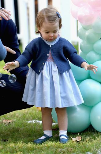 Фото №9 - Принцесса Шарлотта на своем первом светском мероприятии в Канаде