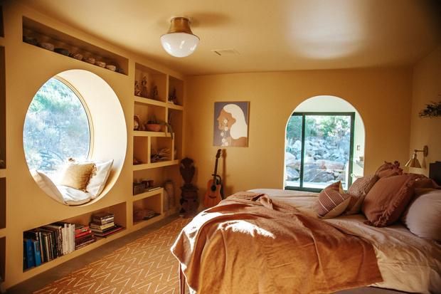 Фото №10 - Гостевой дом в калифорнийской пустыне