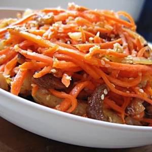Фото №1 - Морковный салат с летальным исходом