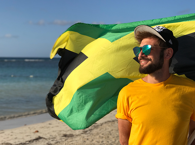 Фото №2 - Андрей Разыграев: пират Карибского моря
