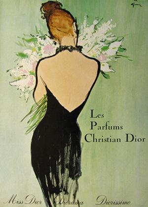 Фото №19 - Miss Dior Absolutely Blooming: аромат с легендарной историей