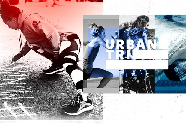 Фото №1 - adidas проведет в Москве бесплатные тренировки Urban-Tri