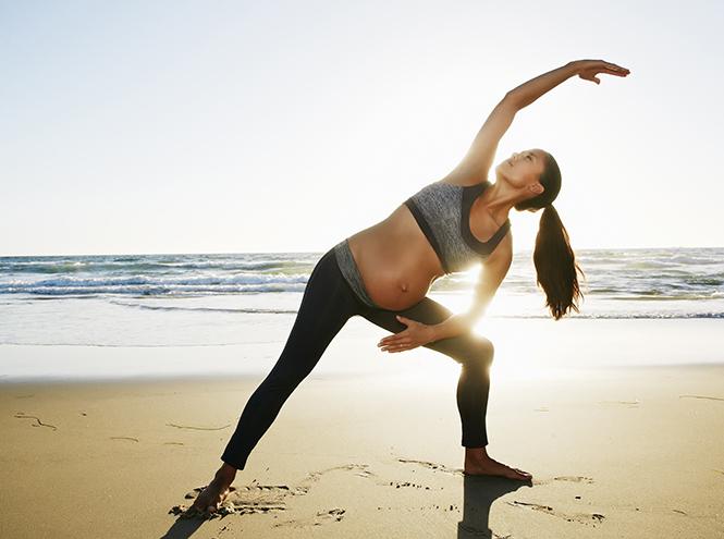 Фото №3 - Как сохранить фигуру во время беременности