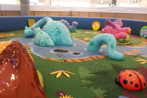 Фото №2 - МЕГА-развлечения для детей: 11 игровых площадок