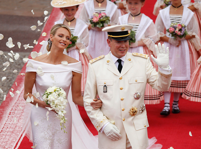 Фото №16 - Счастливы вместе: князь Альбер и княгиня Шарлен