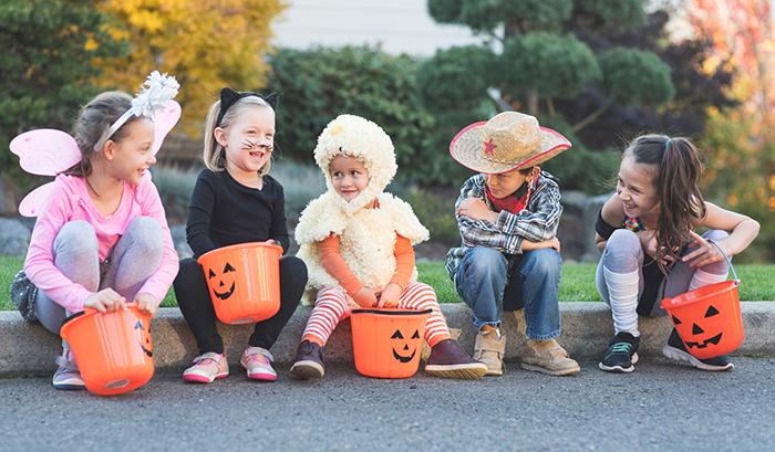 Фото №5 - Стоит ли детям отмечать Хэллоуин?