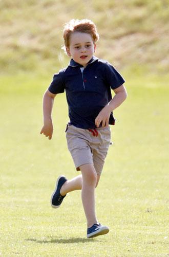 Фото №15 - Гардероб королевских малышей: как одевают детей в британской монаршей семье