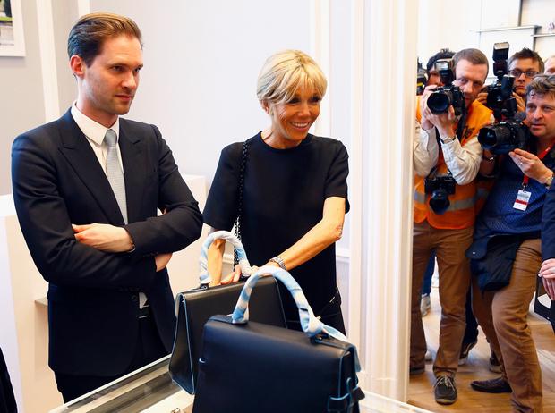 Фото №4 - G7 в Брюсселе: как выглядят первые леди европейских государств