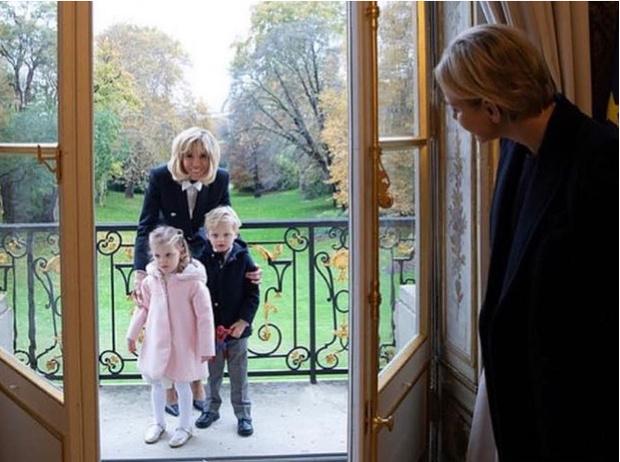 Фото №58 - Принц Жак и принцесса Габриэлла: четвертый год в фотографиях