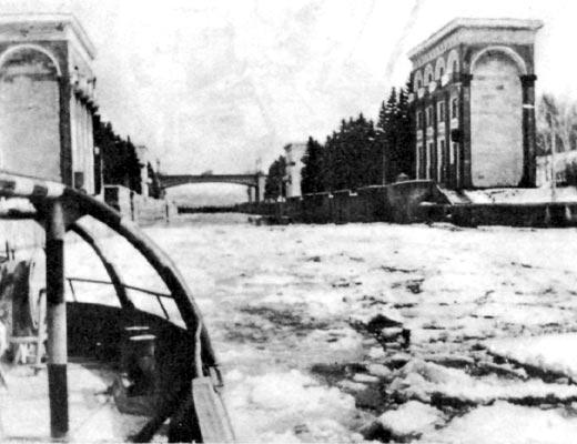 Фото №1 - Голубой московской дорогой
