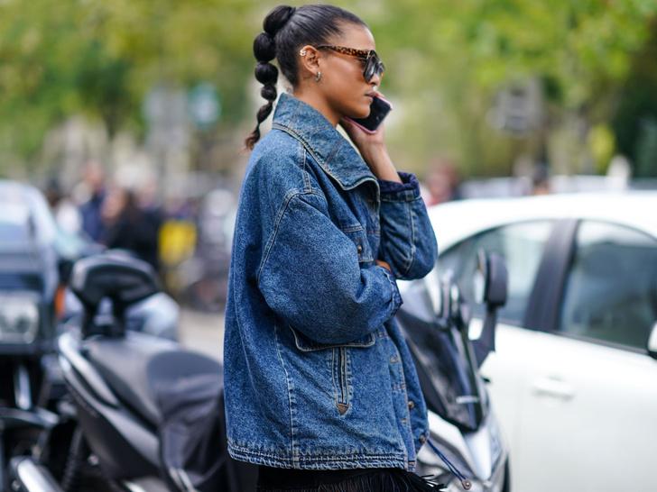 Фото №14 - От длины до декора: 5 главных ошибок при выборе джинсовой куртки