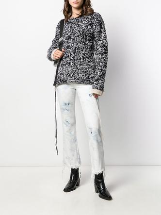Фото №22 - Самые трендовые джинсы сезона весна-лето 2021: собрали 11 пар, которые украсят ваш гардероб