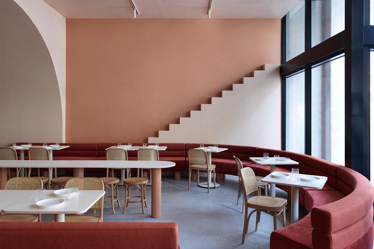 Фото №3 - Кафе в духе Уэса Андерсона в Мельбурне