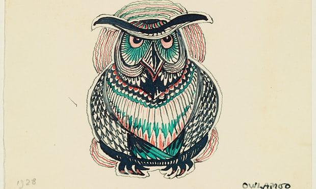 Фото №1 - Публике покажут неизвестные рисунки Толкина