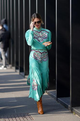 Фото №23 - Модный гороскоп: как выбрать идеальное платье по знаку Зодиака