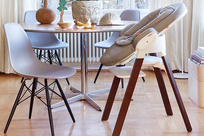 Фото №9 - Каждому - свое:  многофункциональный детский стул Stokke® Steps™  для каждого этапа развития ребёнка