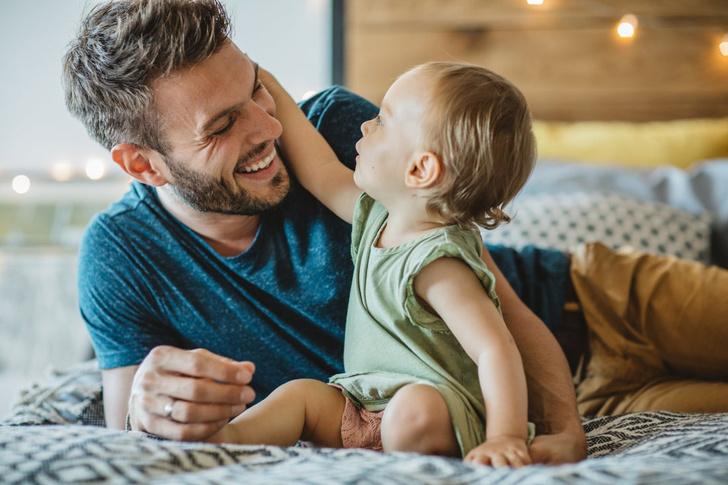 может ли отец пойти на больничный с ребенком