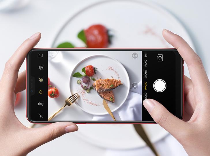 Фото №7 - Почему смартфон OPPO F7 нужен всем, кто любит соцсети (и себя)