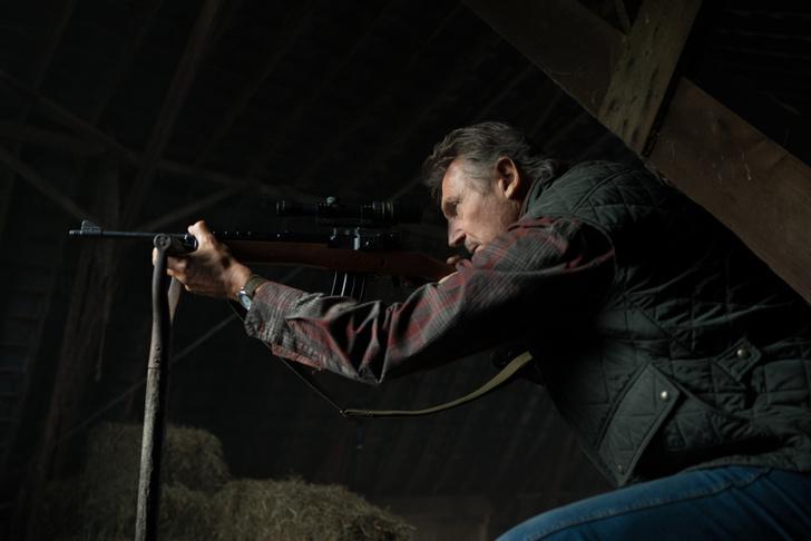 Фото №2 - Лиам Нисон: «Такой фильм Клинт Иствуд мог бы снять в начале 80-х»