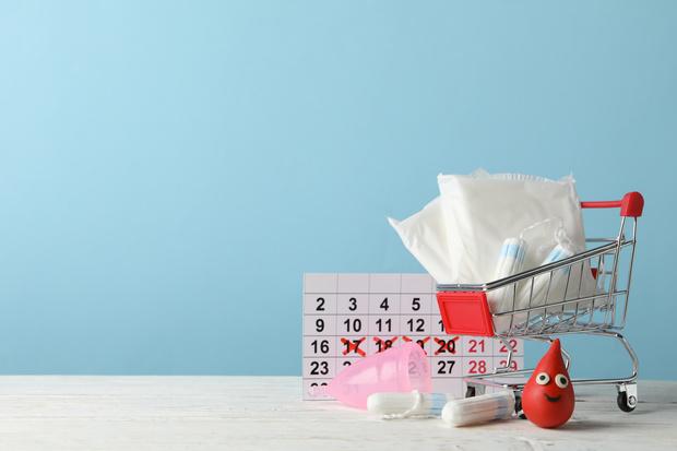 Фото №2 - Многоразовые прокладки и менструальные чаши: в чем польза для здоровья