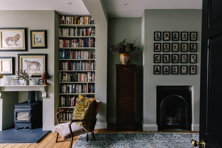 Фото №2 - Отреставрированный дом 1828 года в Лондоне