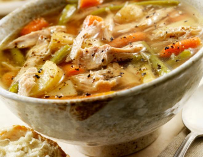 рецепт супа с сельдереем
