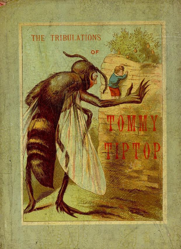 Фото №1 - Жутковатая детская книга XIX века о том, как нельзя обращаться с животными