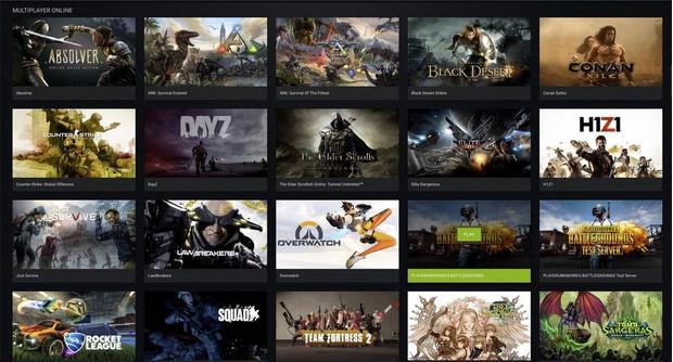 Фото №1 - В России заработал игровой сервис Nvidia GeForce Now
