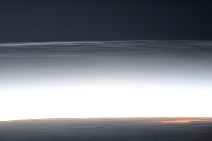 Фото №1 - Как появились серебристые облака