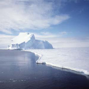 Фото №1 - На Южном полюсе произошло массовое таяние снегов