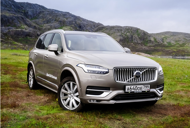 Фото №1 - Volvo XC90: лучшая новость