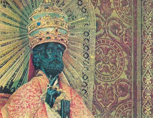 Фото №1 - В ватиканском саду